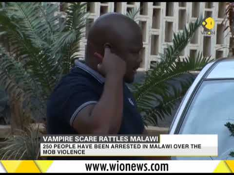 Vampire scare rattles Malawi