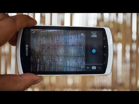 Sony Xperia Neo L Overview