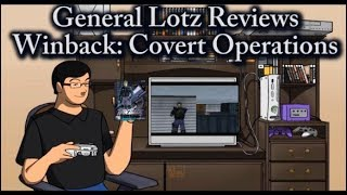 General Lotz Reviews Winback: Covert Operations