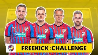 Freekick Challenge v Plzni: No ale už kopej
