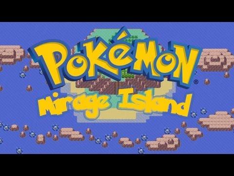 Mirage Island - Pokémon Ruby, Sapphire And Emerald