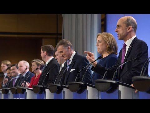 Conservative Party leadership debate from Edmonton