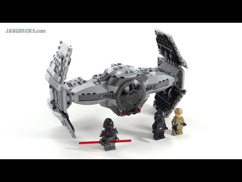 LEGO Star Wars TIE Advanced Prototype review! set 75082: 🌐 http://JANGBRiCKS.com 📷 Instagram: jangbricks4real 👤 Facebook & Twitter: JangBricks   Full list of my verified media accounts at http://jangbricks.com/verified (assume anything else is fake).  Thank you for helping me maintain a positive, safe, family-friendly* environment in the comments, keeping it clean for kids & adults alike!  My preferred online shop is http://amzn.to/2qllzg5 (that's an affiliate link that I was not asked or paid to place, but if you choose click it & buy something, I may get a tiny commission). For a more complete list see http://jangbricks.com/where-i-shop  I do most product research at http://Brickset.com where I also track upcoming releases & manage my past set collection.  I appreciate constructive criticism & respectful disagreement! Learn more at http://jangbricks.com/criticize  ---------------------------------  TOP VIEWER QUESTIONS:  See my Frequently Asked Questions master list at http://jangbricks.com/FAQ  Q: When will this set be released? A: If I got it & reviewed it, I bought it & it's released.  Q: Do you review free products given to you by manufacturers or vendors? A: No. Again, if I got it & reviewed it, I bought it.  Q: Where/how did you get this? How do you get sets