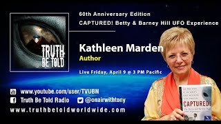 60th Anniversary Edition of CAPTURED! The Betty & Barney Hill UFO Experience