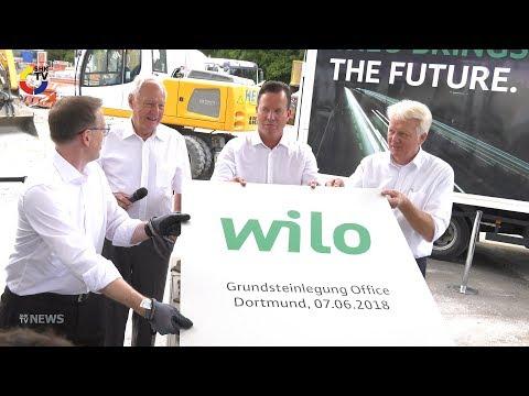 SHK-TV Nachrichten: Wilo-Office 2020