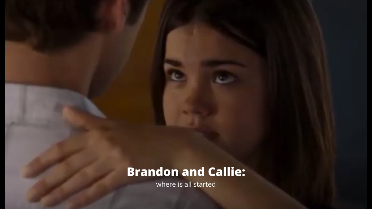 Download All Scenes of Brandon and Callie   The Fosters [1x01-1x05]