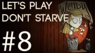 Don't Starve EP08 SE03: Tentacoli, i miei arcinemici
