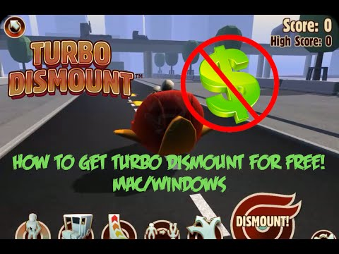 turbo dismount full free