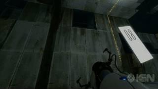 Portal 2 X360 - E3 2010: Demo Part 1: Wheatley