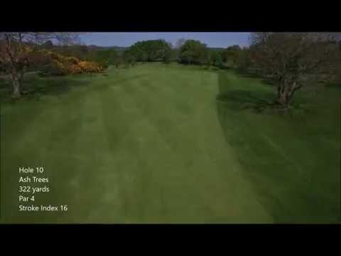 Scrabo Golf Course hole 10