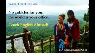 teach english as a foreign language