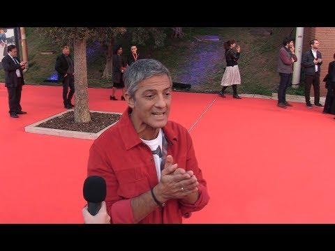 Lo show di Rosario Fiorello alla Festa del Cinema di Roma