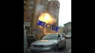 Аварии снятые на видео регистратор|жесть|