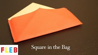 2012 Puzzle of the Year - Square in the Bag