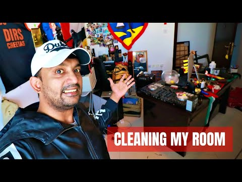 Cleaning My Room Vlog #185