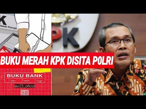 BUKU MERAH KPK YG SERET NAMA KAPOLRI DISIT4 P0L!SI;INDONESIA LEAKS;DATA TRANSFER REKENING;IMPOR DAGI