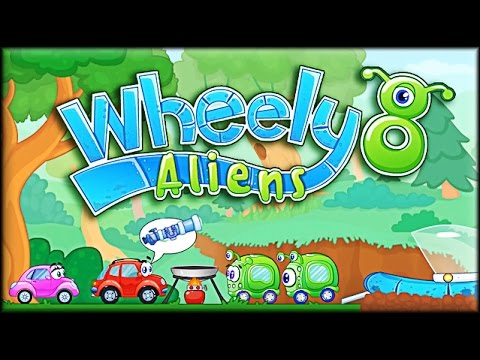 Wheely 8: Aliens - Game Walkthrough (full)