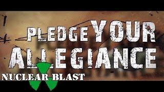 METAL ALLEGIANCE - Pledge Of Allegiance (OFFICIAL TRACK & LYRICS)