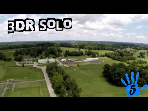 3DR Solo - Ag & Farm Park, Hunt Valley MD