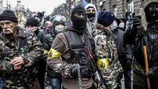 НОВОСТИ. Киев потерял контроль над «Правым сектором»