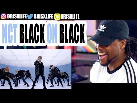 NCT 2018 | Black on Black MV (Performance Ver.) | REACTION!!!