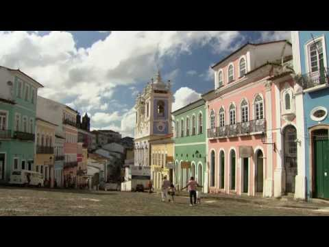 The Beautiful Golden Church of Salvador - Brazil with Michael Palin - BBC
