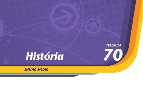 70 - O governo Geisel e a abertura política - História - Ens. Médio - Telecurso