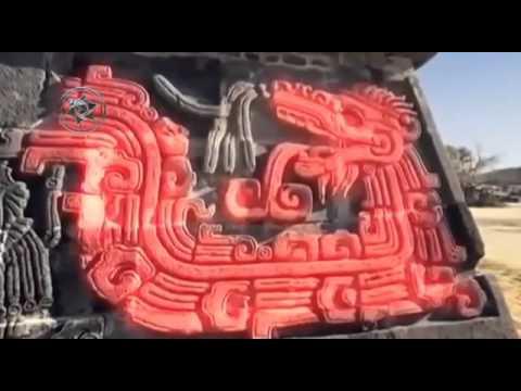 La Serpiente Emplumada La Leyenda De Quetzalcoatl Youtube