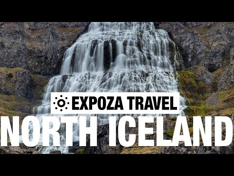 Waterfalls Of Northern Iceland Vacation Travel Video Guide