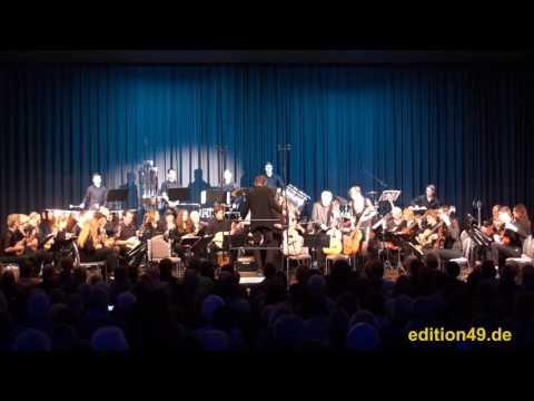 The Last Of The Mohicans Mandolin Orchestra Ettlingen Trevor Jones