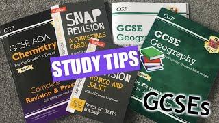 GCSEs REVISION TIPS! Timetables, revision guides and more... | SparkleGem