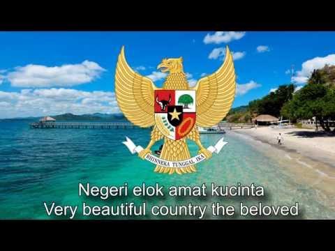 Indonesia Patriotic Song - Rayuan Pulau Kelapa (Solace on Coconut Island)