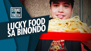 Stand for Truth: Lucky food sa Binondo, matumal ang benta?