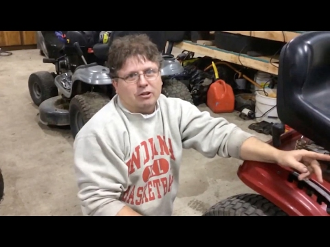 How To Level Riding Mower Deck