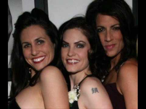 Bridget, Cathy, and Jill