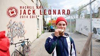 MacNeil BMX - Jack Leonard 2014 Edit