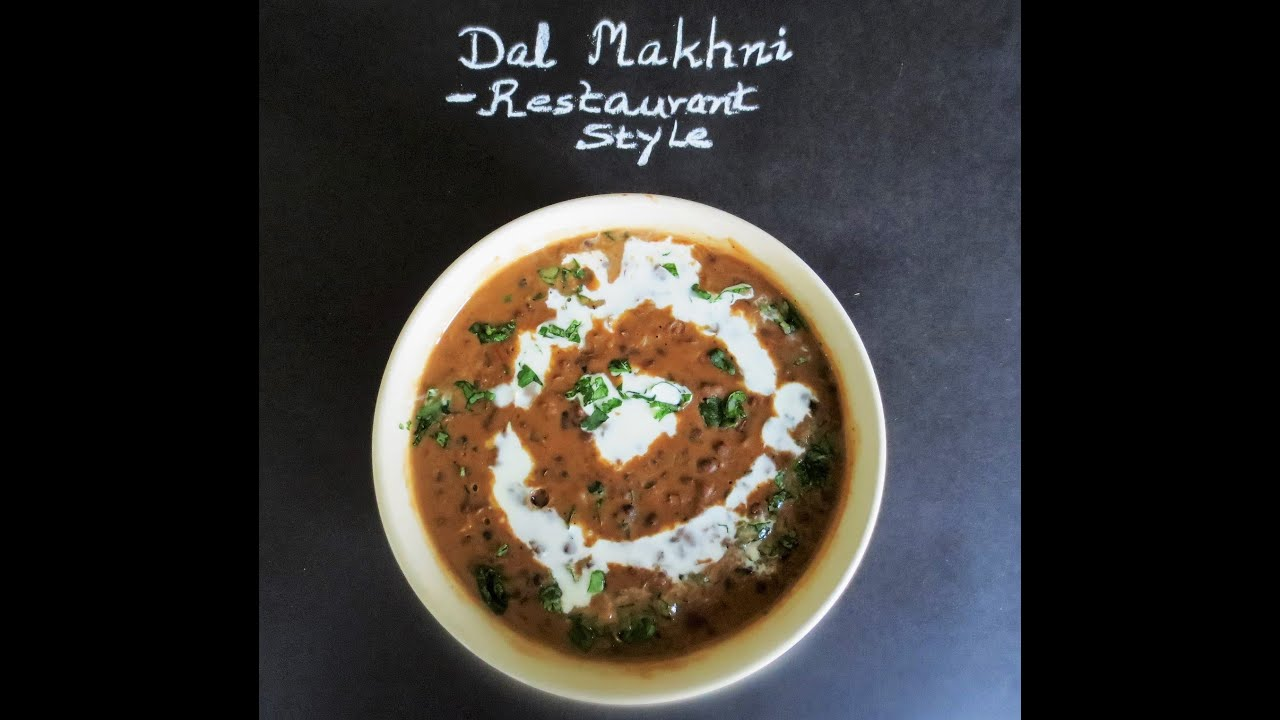 Dal makhanirestaurant stylequick and easy recipe punjabi style dal makhanirestaurant stylequick and easy recipe punjabi style indian cookingpoonams kitchen youtube forumfinder Image collections