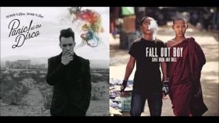 Save This Gospel - Fall Out Boy vs Panic! At The Disco (Mashup)
