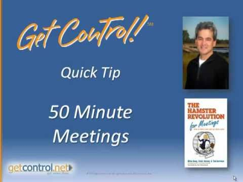 Effective Meeting Tip from Mike Song