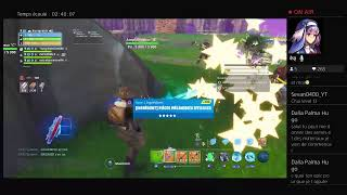 Live Fortnite Save the World I give weapons to beginners