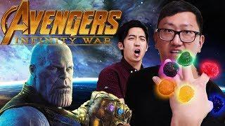 Edible AVENGERS Infinity Stones DIY Collab with HellthyJunkFood