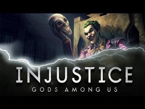 Injustice Gods Among Us - Joker ending