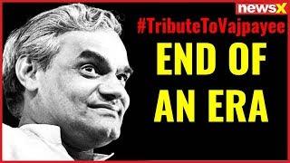 Atal Bihari Vajpayee dies; India grieves demise, leaders pay homage