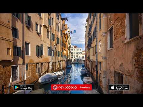 The Ghetto – History – Venice – Audio Guide – MyWoWo Travel App