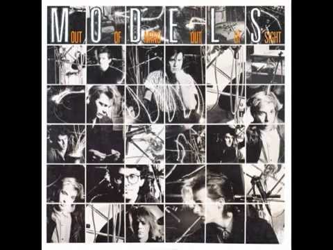 "Models – ""Out Of Mind Out Of Sight"" (Geffen) 1986"