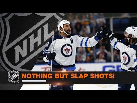 The Best Slap Shot Goals from Week 14