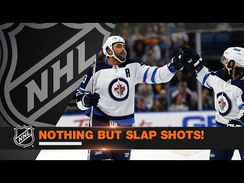 The Best Slap Shot Goals from Week 14
