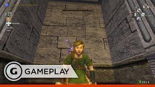 10 Minutes of The Legend of Zelda: Twilight Princess HD