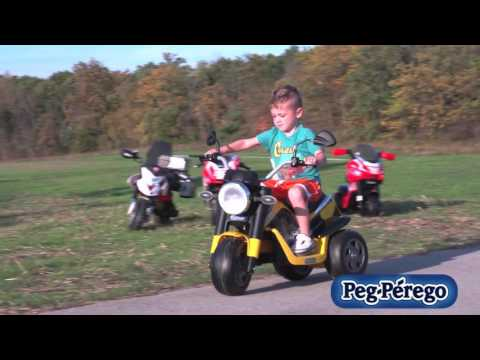 Motorcycle Toy - Scrambler Ducati by Peg Perego