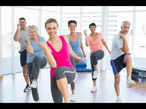 Latin Dance Workout For Beginners - 1 Hour Class To Lose Weight Fast